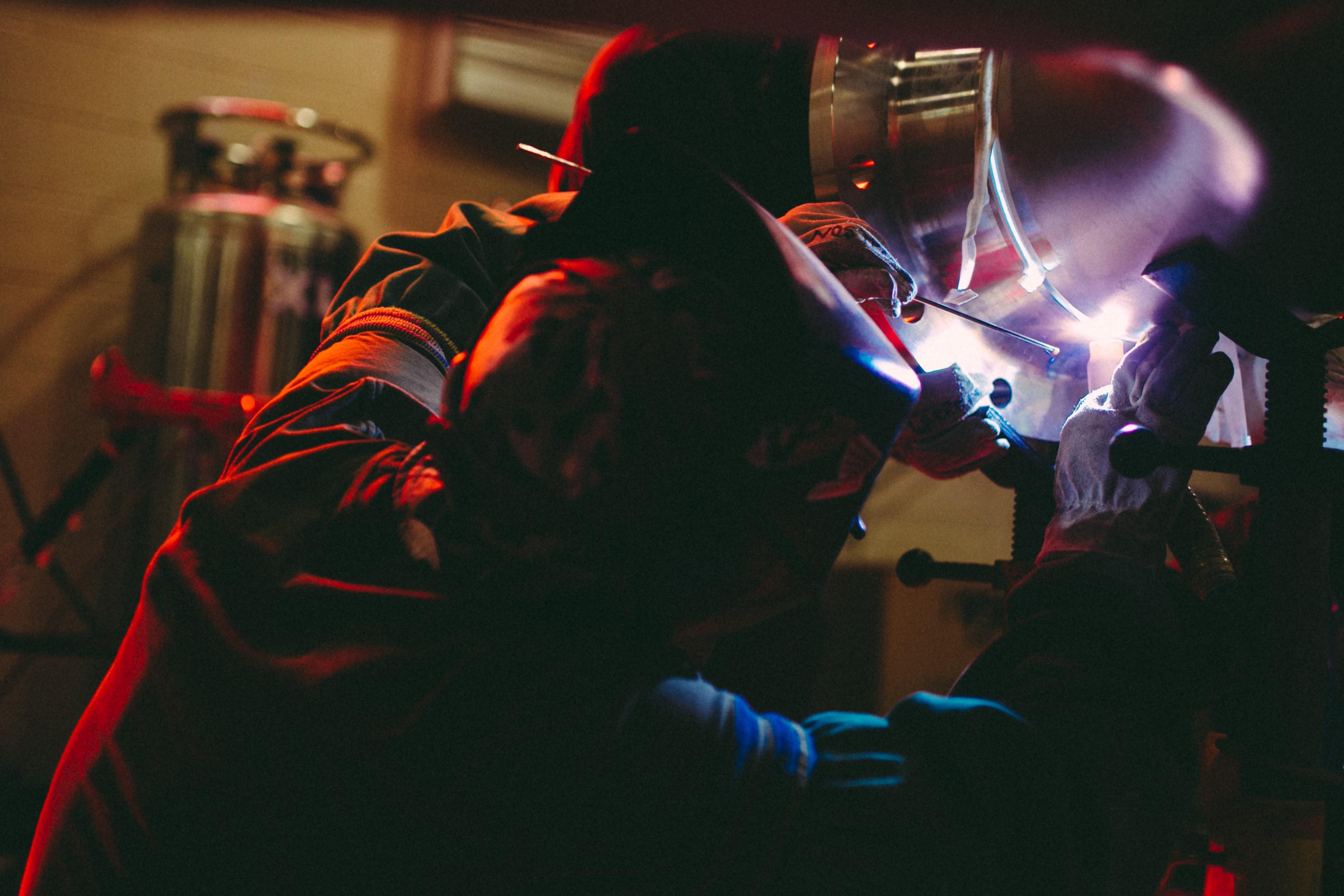 Quy trình sản xuất kết cấu thép chuyên nghiệp